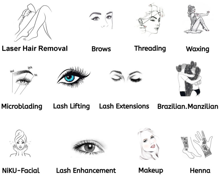 Kereshmah Beauty Bar – Laser Threading Waxing Microblading